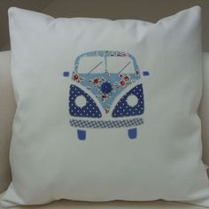 Love the Bug!  <3  Kombi estilo patchwork vintage | COPY & PASTE blog