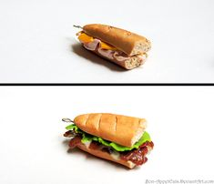 Sammich Charms by *Bon-AppetEats on deviantART
