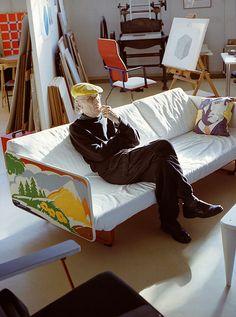 Yrjö Kukkapuro for Apartamento Mag, photography by Osma Harvilahti