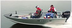 Lund Boats | 1750 Outfitter Tiller