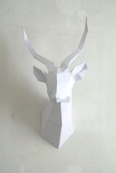 tuto origami antilope