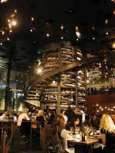 Purple Wine Bar, Seattle and Bellevue great selection of wines by the glass downtown