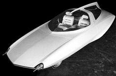 Toyota 1966 concept car