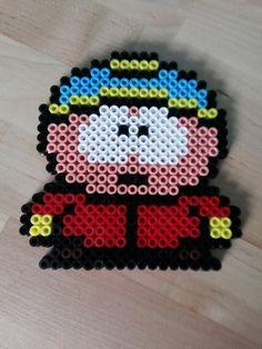 Cartman South Park  hama beads by Thea P.
