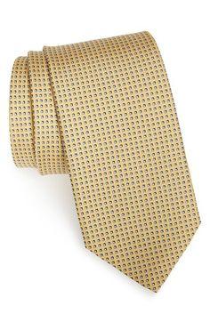 J.Z. Richards Dot Silk Tie