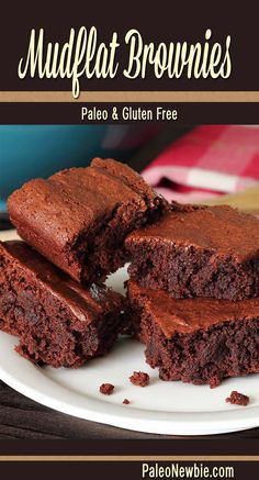 Warm from your oven brownies...dense and richly-textured with a deep, decadent chocolate taste. For a special treat, try this easy recipe!