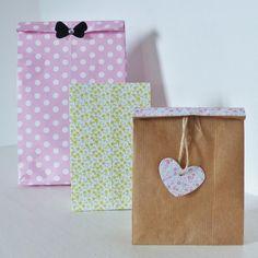 DIY Paper bag - Les Carnets de Gee ©