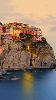 ✯ Manorola - Liguria, Northern Italy