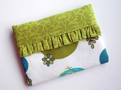 Snappy Bag Tutorial in pictures. Step-by-step instructions DIY.