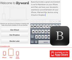 Byword - iPhone/iPad