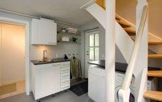 Bryggers – la entrada nórdica con lavadero
