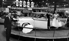 Chicago Auto Show - 1956