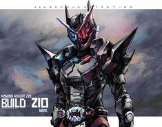 Kamen Rider Zi-O, kamen rider, Kamen Rider Build / danger zio-pixiv Kamen Rider Decade, Kamen Rider Series, One Punch Man Heroes, Character Art, Character Design, Kamen Rider Zi O, Knight Art, Monkey King, Mecha Anime