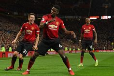 Emmanuel Petit warns Arsenal of 'smiling' Paul Pogba ahead of Manchester United clash - News Paul Pogba Manchester United, Manchester United Fans, Pogba Wallpapers, Manchester Derby, Premier League Teams, Kyle Walker, Thierry Henry, Mauricio Pochettino, Man Utd News