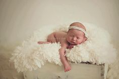 Leighton Heritage - Soft, Cozy, Cuddly Faux Fur Nest - Perfect Newborn Photography Prop - Neutral Posing Organic Feel Layering Blanket  Rachel Vanoven Photography Workshop Inspiration for the Newborn Photographer Newborn Baby Props $29.99