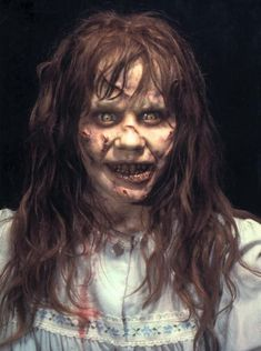So... I kinda want to be the exorcist girl... I'm throwing a party so go big or go home lol