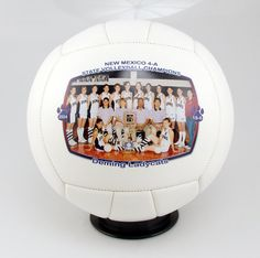 Personalized Custom Photo Volleyball Gift for by photocustomgifts, $24.95