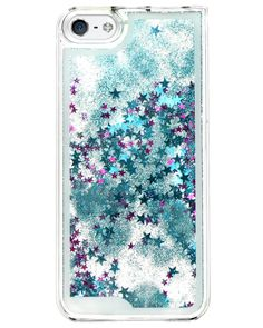 Shop Jeen GLITTER WATERFALL IPHONE CASE Cool Cases 7eb71a270