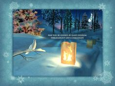 His Greatest Love - Religious Christmas Card Thanking God for all ...