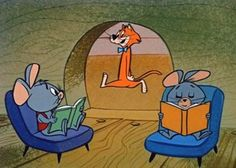 pixie and dixie and mr. jinks From the episode Dinky Jinks. Dixie is shocked when he sees a tiny Jinks!
