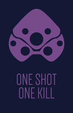 The moment I've seen the new Overwatch trailer with all the characters I immediately had to do some designs with their catchphrases! You can find this design on my Redbubble store Not anymore, unfo...