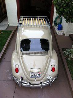 My '67 VW Beetle  http://1967beetle.com