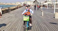 Alberto Bernator : Paseando por el Puerto de Tel Aviv