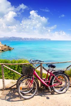 I cycle in Majorca with Rocky Mountain Cycle.