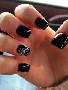 Black and gold acrylic nails быстрые дизайны schwarze nageldesigns, nägel и Black Acrylic Nails, Black Nail Art, Gold Nails, Glitter Nails, Black Acrylics, Matte Nails, Stiletto Nails, Black Nail Designs, Cute Nail Designs