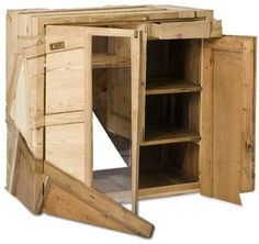 951-architecture-design-muuuz-only-doors-chris-ruhe-cabinet-wood-doors-3.jpg (450×424) #recycled #recycle #upcycle