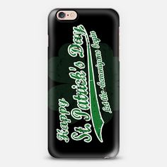 St. Patrick's Day - Classic Snap Case #stpatricks #stpatricksday #st #patricks #day #pattys #paddys #shamrock #iphone #case