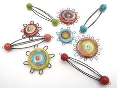 Art Bead Scene Blog: Studio Saturday, New Work from Jangles