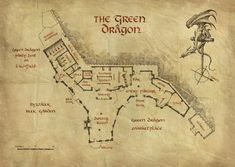 The Green Dragon by Daniel Reeve