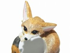 RELAX animal CLiNG Fox ring, you can buy direct from Japan