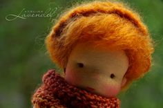 Gwen Waldorf inspirierte Puppe OOAK Puppe von Atelier von AlicaK