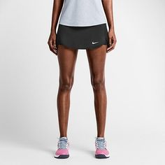 Final price NWT Nike court women's tennis skirt Nike straight court women's tennis skirt is made with stretchy, Dri-fit fabric and built in compression shorts for a comfortable, locked in for on the court Nike Shorts Skorts