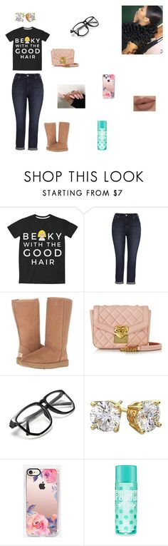 Better Call Becky With The Good Hair by queenraina1 on Polyvore featuring Melissa McCarthy Seven7, UGG Australia, Love Moschino and Casetify