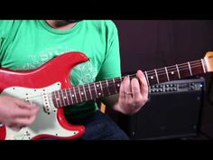 How to Play - The Wind Cries Mary - by Jimi Hendrix on guitar - pt 1 Hendrix Guitar Lessons - YouTube