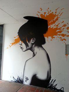 Street Art. Fin DAC