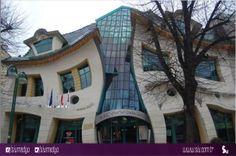 Dünyadaki ilginç mimari tasarımlar..