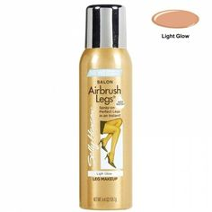 Sally Hansen Airbrush Legs Light Glow 01 Sprey Bacak Makyajı Açık Ten 75 ml
