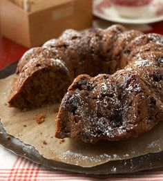 """applesauce spice cake...I made it egg-free with banana """"eggs"""" or flax """"eggs"""" and gluten-free with part gf flour and part teff flour  also dairy-free, soy-free, corn-free, can be nut-free."""