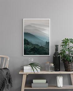 Forest Mountain, julisteet