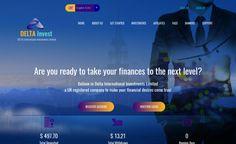 Подробнее о проекте читайте перейдя по ссылке ниже Delta Invest LTD #hyip #хайп #hyipzanoza #новыйхайп #инвестиции