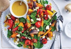 ALC7204 PD ROASTED-VEGETABLE-SALAD-WITH-GARLIC-MUSTARD-DRESSING
