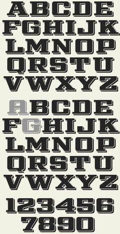 Letterhead Fonts / LHF Becker No. 45 / Bold Lettering