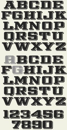 Letterhead Fonts / LHF Becker No. 45 / Bold Lettering
