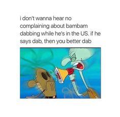 GOT7 BamBam Meme