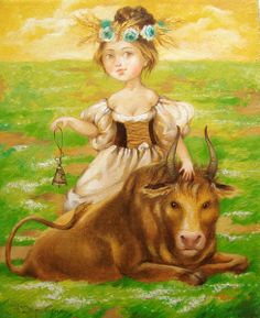 Taurus, queen of the neverending pastures