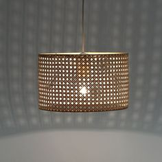 Compatible with ceiling pendants or freestanding lamps, it's the perfect way to add a natural touch to contemporary. Diy Chandelier, Lamp, Chandelier Lamp Shades, Rattan Lamp, Lamp Shade, Ceiling Lamp Shades, Diy Shades, Rattan, Pendant Light